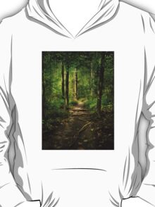 The Hidden Trails of the Old Forests T-Shirt