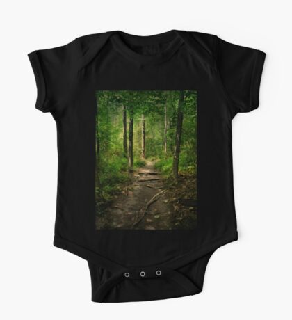 The Hidden Trails of the Old Forests One Piece - Short Sleeve