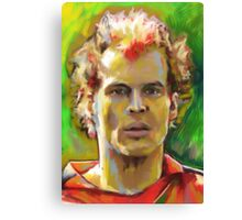 Freddie Ljungberg - Arsenal Invincible  Canvas Print