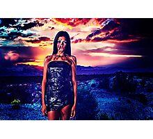 High Fashion Desert Fine Art Print Photographic Print