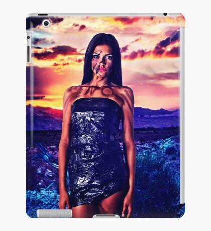 High Fashion Desert Fine Art Print iPad Case/Skin