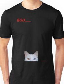 Boo.....  T-Shirt Unisex T-Shirt