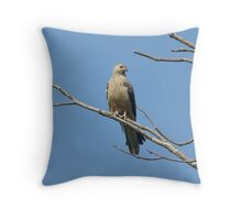 Lord of the Wetlands Throw Pillow