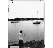 Throwing Stones iPad Case/Skin