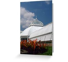Phipps Conservatory - Pittsburgh, PA Greeting Card