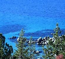 """Tahoe Blues"" by Lynn Bawden"