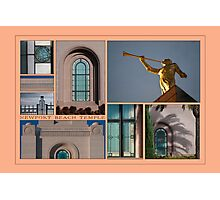 Newport Collage Photographic Print