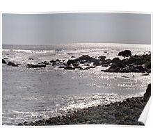 Shimmering Seas Poster