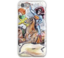 """Carnival in Sardinia"" iPhone Case/Skin"