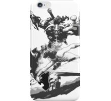 David v Goliath iPhone Case/Skin