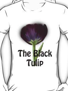 The Black Tulip T-Shirt