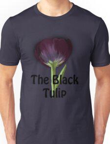 The Black Tulip Unisex T-Shirt