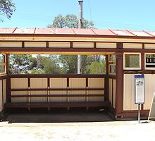 Heritage Tram Station by ScenerybyDesign