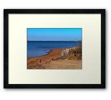 Napeague Bay Framed Print