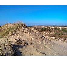 Montauk Walking Dunes Photographic Print