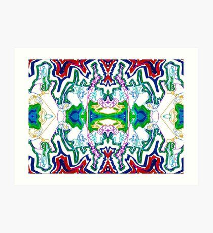 gwin  stefani Art Print