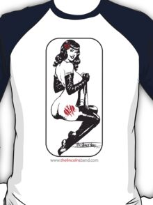 The Lincolns Pinup Girl 01 T-Shirt
