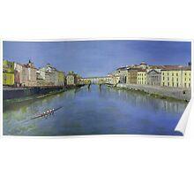 Ponte Veicchio Poster