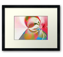 HappyMan Framed Print