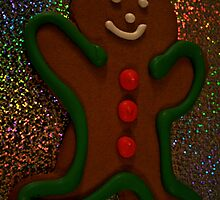 Gingerbread Man by terrebo