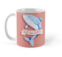 SAVE THE SHARKS Mug