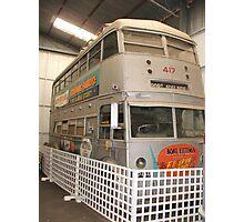 Bus 417 Photographic Print