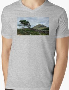 On The Rocks Mens V-Neck T-Shirt