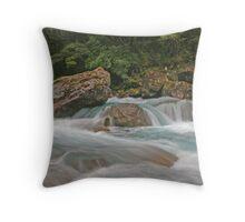 Fiordland National Park Throw Pillow