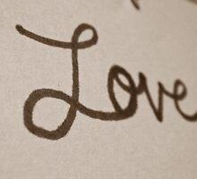 Love by Jennifer Williams
