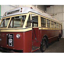 Bus 436 Photographic Print