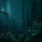 Atlantis by monkeyfish