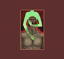 Cullen x Inquisitor Romanced Tarot - Small by Zethian