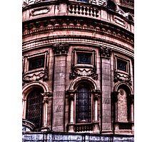 Holy windows Photographic Print