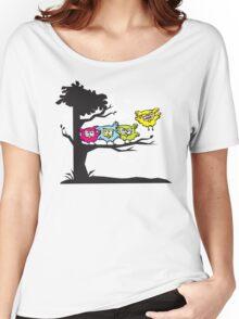nightclub Women's Relaxed Fit T-Shirt