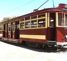 Tram 264 by ScenerybyDesign