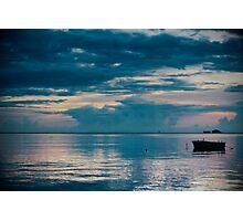 Morning Calm Photographic Print