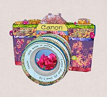 Floral Canon by Bianca Green