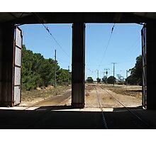 Maintenance Depot Photographic Print