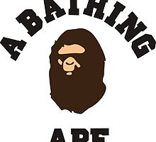 bathing ape by luxion