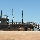 Pirate Ship 3 by ScenerybyDesign
