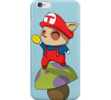 Super Teemo Bros iPhone Case/Skin