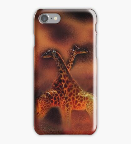 Africa iPhone Case/Skin