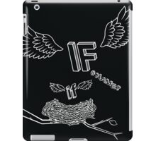 NESTED IF iPad Case/Skin