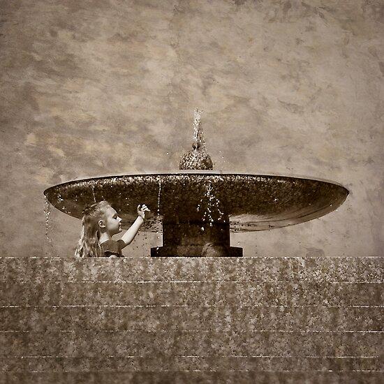 Fountain Wonder by Kevin Bergen