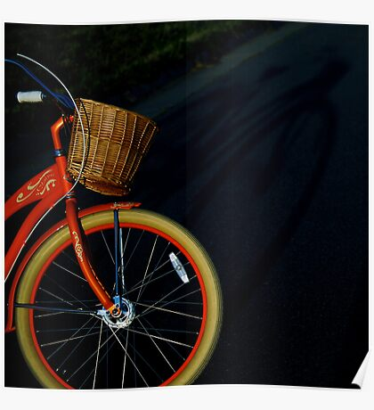 Big Wheel Poster