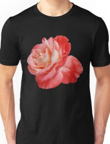 Ombré Red Rose II - Hipster/Pretty/Trendy Flowers Unisex T-Shirt