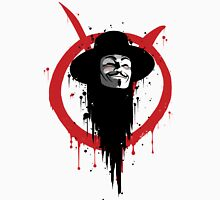 V for Vendetta Ink Unisex T-Shirt