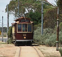 Tram 111 by ScenerybyDesign