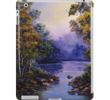 Calm Water iPad Case/Skin