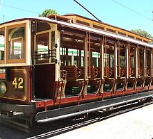 Tram 42 by ScenerybyDesign